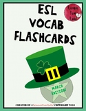 ESL Flashcards - March