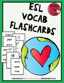 ESL Flashcards - Earth