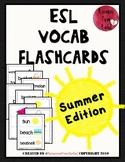 ESL Flashcards - Summer