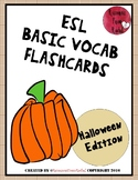 ESL Flashcards - Halloween