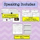 ESL 4th Grade Progress Monitoring, BUNDLE Reading, Writing, Listening, Speaking