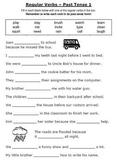 ESL GRAMMAR UNIT Using Regular and Irregular Verbs in the