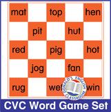 CVC Word Board Game Set