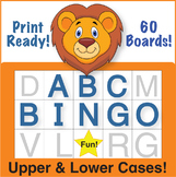 ESL Games-ABC BINGO Animals