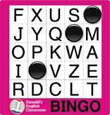 ESL Games-ABC Bingo 1