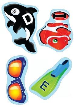 ESL Games-ABC Sea Fishing