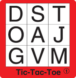 ESL Games-ABC Tic-Tac-Toe 1