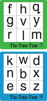 ESL Games - ABC Tic-Tac-Toe 2