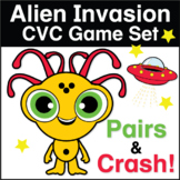 ESL Games - Alien Invasion CVC Game Set