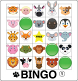 ESL Games - Animal Bingo