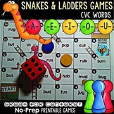 CVC Game: Snakes and Ladders