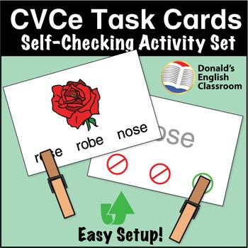ESL Games - CVCe Task Cards