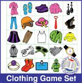 Clothing Game Set