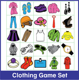 Clothing Game Set