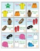 ESL Games - Clothing - I Have Who Has Activity Set