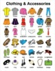 ESL Games-Clothing-I Have Who Has Activity Set