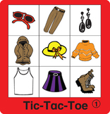 ESL Games-Clothing Tic-Tac-Toe
