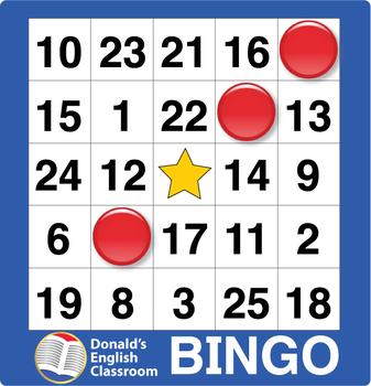 Easy Number Bingo Worksheets Teaching Resources Tpt