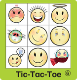 ESL Games-Emotions Tic-Tac-Toe