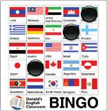 ESL Games-Flag Bingo