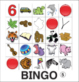 ESL Games-Phonics Bingo 2
