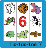 ESL Games-Phonics Tic-Tac-Toe 2