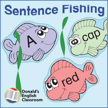 ESL Games - Sentence Fishing