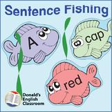 ESL Games-Sentence Fishing
