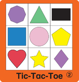 ESL Games-Shapes Tic-Tac-Toe