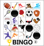 ESL Games-Sports Bingo
