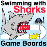 ESL Games-Swimming with Sharks!