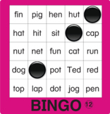 ESL Games-Word Bingo