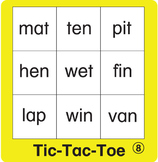 ESL Games-Word Tic-Tac-Toe