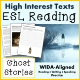 ESL Ghost Stories:  Southern States Edition