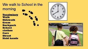ESL - Going to School