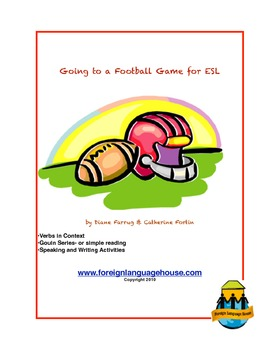 ESL: Going to an American Football Game
