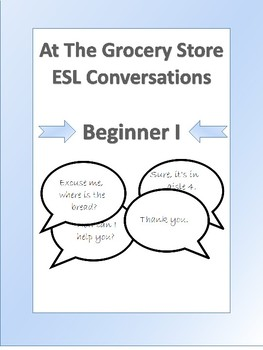 ESL Grocery Store