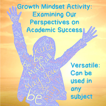 ESL Growth Mindset Activity