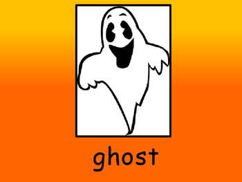 ESL Halloween Vocabulary Presentation, Worksheets, Puzzles and Color by Number