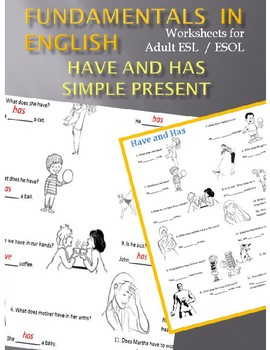 Adult esl lesson plan