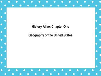 ESL History Alive Vocabulary Chp 1-6