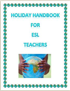 ESL Holiday Book