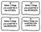ESL Home Task Cards