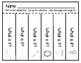 ESL Home Vocabulary Flip Books