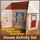 ESL House Activity Set