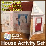 ESL House Activity Set