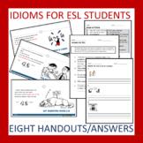 ESL Idiom PowerPoint Presentation