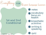 ESL Intermediate: 1st & 2nd Conditional