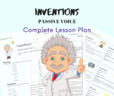 ESL Intermediate Activities with Lesson Plan - The Passive Voice