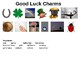 ESL Intermediate: Good Luck Vocabulary and Speaking Questions